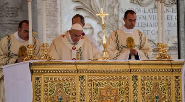 Papa Francisco. Foto: Daniel Ibañez / ACI Prensa.